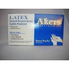 Latex Gloves 100 Count